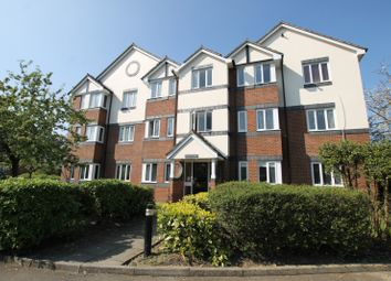 Thumbnail 2 bedroom flat to rent in Roydon Court, Mayfield Road, Hersham, Walton-On-Thames