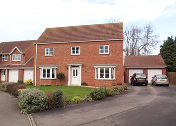 Thumbnail 4 bedroom detached house for sale in Thomas Middlecott Drive, Kirton, Boston