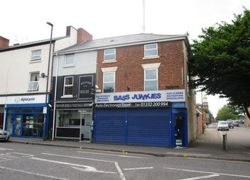 Thumbnail Retail premises to let in 58 Osmaston Road, Derby