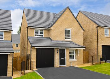 "Thumbnail 3 bed detached house for sale in ""Kelston"" at Commercial Road, Skelmanthorpe, Huddersfield"