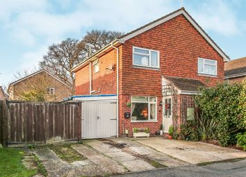 Thumbnail 2 bed semi-detached house for sale in Langney Drive, Kingsnorth, Ashford