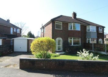 Thumbnail 3 bed semi-detached house for sale in Dumber Lane, Sale