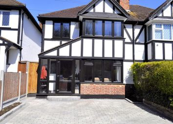 Thumbnail 3 bed semi-detached house for sale in Station Road, Orpington