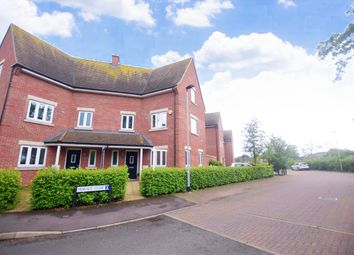 Thumbnail 4 bed semi-detached house for sale in Horace Close, Shortstown, Bedford