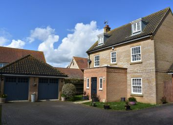 Thumbnail 5 bed detached house for sale in Yewdale, Carlton Colville, Lowestoft, Suffolk