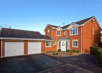 Thumbnail 4 bed detached house for sale in Laurel Drive, Stockton