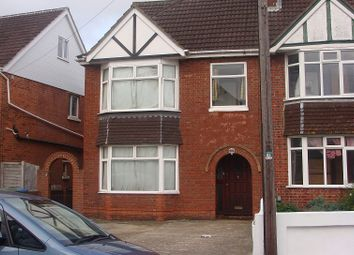 Thumbnail 8 bed terraced house to rent in Portswood Avenue, Southampton
