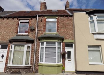 Thumbnail 2 bedroom terraced house to rent in Magdalen St, North Ormesby, Middlesbrough