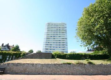 Thumbnail 2 bed flat for sale in South Cliff Tower, Bolsover Road, Eastbourne, East Sussex
