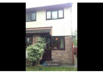 Thumbnail 1 bed semi-detached house to rent in Willowturf Court, Bridgend