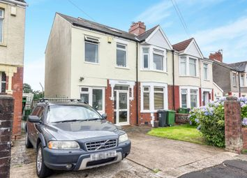 Thumbnail 5 bedroom semi-detached house for sale in Bwlch Road, Fairwater, Cardiff