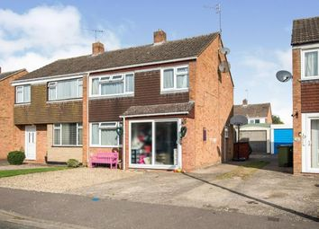 Mallard Close, St Johns, Worcester, Worcestershire WR2. 3 bed semi-detached house