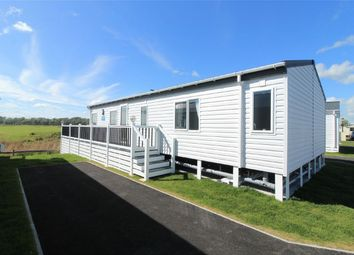 Thumbnail 3 bedroom mobile/park home for sale in Winchelsea Sands Holiday Park, Park Holidays, Winchelsea Beach, East Sussex