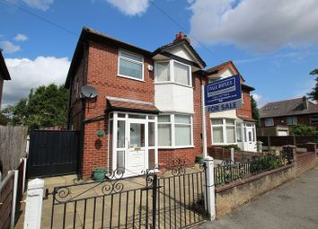 Thumbnail 3 bed semi-detached house for sale in Addison Road, Stretford, Manchester