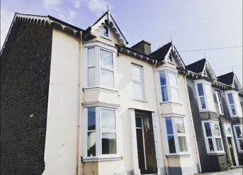 Thumbnail 2 bed flat to rent in Bridge Street, Llanon