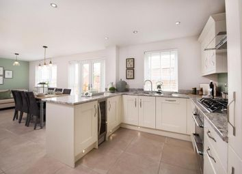"Thumbnail 4 bed detached house for sale in ""Radleigh"" at Bluebird Way, Brough"