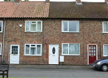 Thumbnail 2 bed terraced house to rent in The Green, Romanby, Northallerton