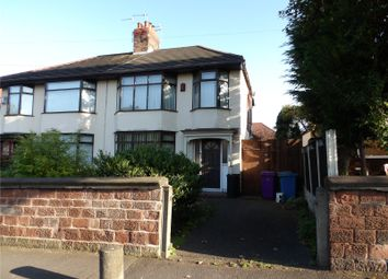 Thumbnail 3 bed semi-detached house for sale in Mill Lane, West Derby, Liverpool, Merseyside