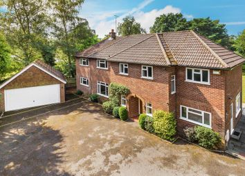 Thumbnail 5 bed detached house to rent in Hook Heath, Woking, Surrey