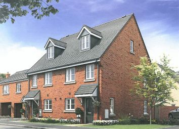 Thumbnail 3 bed flat for sale in Walker Mead, Biggleswade