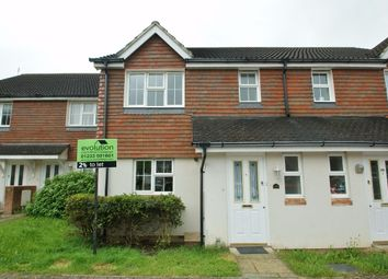 Thumbnail 3 bed terraced house to rent in Bishopswood, Kingsnorth, Ashford