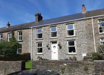 Thumbnail 4 bed terraced house for sale in Maes Mawr Road, Crynant, Neath