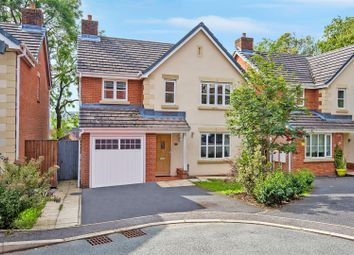 Thumbnail 4 bed detached house for sale in Clarendon Gardens, Bromley Cross, Bolton
