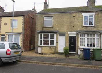 Thumbnail 3 bed end terrace house to rent in Sybil Road, Wisbech, Cambs