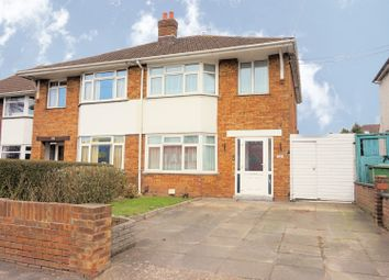 Thumbnail 3 bed semi-detached house for sale in Redbridge Road, Southampton