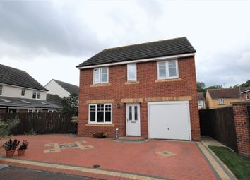 Thumbnail 4 bed detached house for sale in Nunns Way, Blaydon-On-Tyne