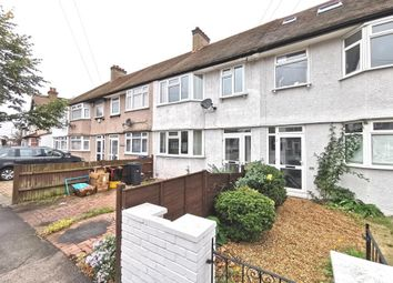 Thumbnail 4 bed terraced house to rent in Grove Road, Mitcham, London