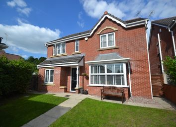 Thumbnail 4 bed detached house for sale in Wayfarers Drive, Tyldesley, Manchester