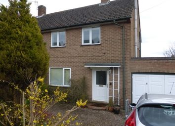 Thumbnail 2 bed semi-detached house to rent in Long Mynd Road, Northfield, Birmingham