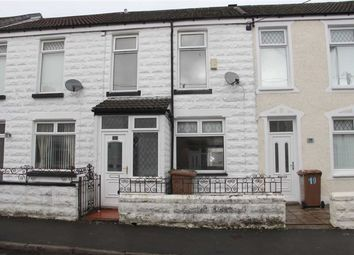 Thumbnail 2 bed terraced house for sale in Dol-Y-Felin Street, Caerphilly