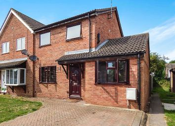 Thumbnail 4 bed semi-detached house for sale in Stanch Hill Road, Sawtry, Huntingdon