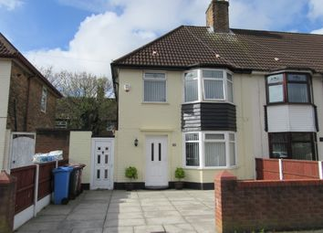 Thumbnail 3 bed terraced house for sale in Cartmel Road, Huyton