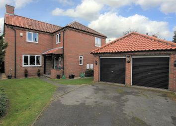 Thumbnail 4 bed detached house for sale in Sheffield Road, Blyth, Worksop
