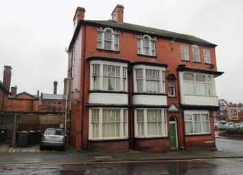 Thumbnail 1 bed flat for sale in Leonard Street, Leek, Staffordshire