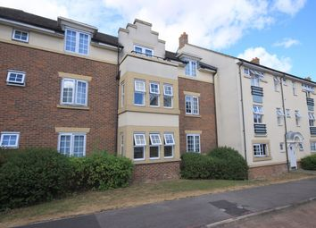 Thumbnail 2 bed flat for sale in The Hawthorns, Flitwick