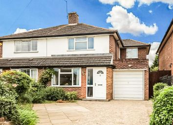 Thumbnail 3 bed semi-detached house to rent in Kingston Rise, New Haw