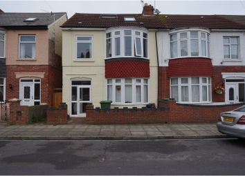 Thumbnail 4 bedroom terraced house for sale in Green Lane, Portsmouth