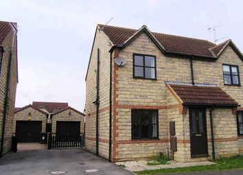 Thumbnail 2 bed semi-detached house to rent in Peach Tree Close, Scunthorpe