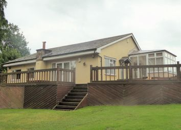 Thumbnail 3 bed detached bungalow for sale in Talwrn Road, Rhostyllen, Wrexham
