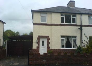 Thumbnail 3 bedroom semi-detached house to rent in Firemans Quarters, Rotherwas, Hereford