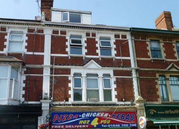 Thumbnail 1 bedroom flat to rent in Broad Street, Barry