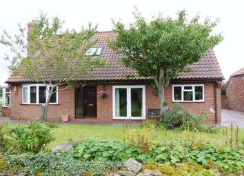Thumbnail 4 bed detached house for sale in Owmby Cliff Road, Owmby-By-Spital, Market Rasen