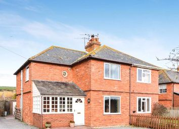 Thumbnail 3 bed semi-detached house for sale in Barr Lane, Burton Bradstock, Bridport
