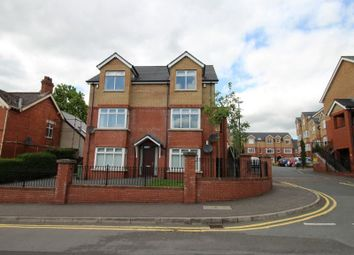 Thumbnail 2 bed flat to rent in Bellevue Drive, Lisburn