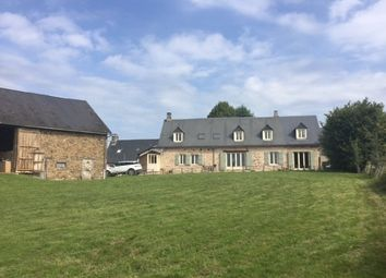 Thumbnail 4 bed country house for sale in Chamberet, Limousin, 19370, France