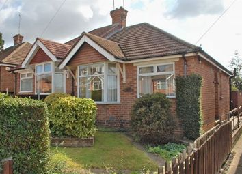 Thumbnail 2 bed semi-detached bungalow for sale in Cameron Crescent, Duston, Northampton